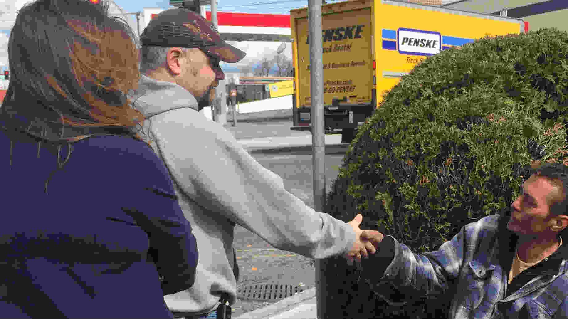 Medical Lake helping Spokane's homeless with backpacks