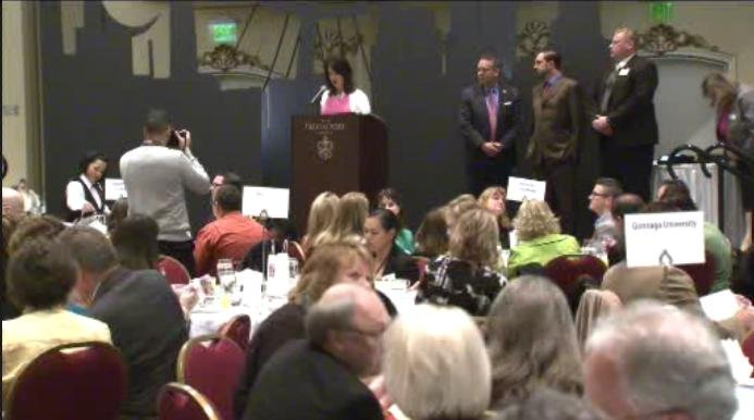 First ever Spokane Citizen Hall of Fame held Thursday at the Davenport Hotel