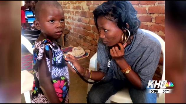 Several North Idaho College students have their sights set on Uganda. The school's International club recently set up a GoFundMe account to raise $10,000 with the hopes of sending medical supplies to those in need in Uganda.