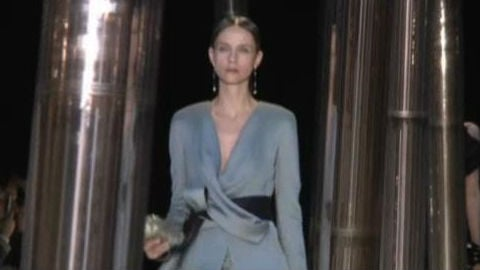 France passed a law banning skinny fashion models Friday.