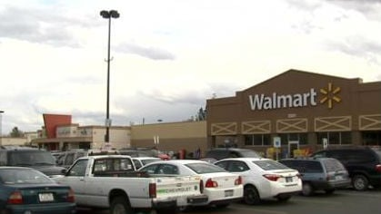 Newly released court documents spell out a scary situation for a 13-year-old girl outside of the Shadle-area Walmart in Spokane Friday afternoon.