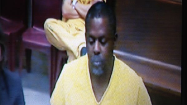 Keith Hooks makes his first court appearance on Tuesday