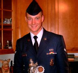 1st Class Airman Patrick Flanagan