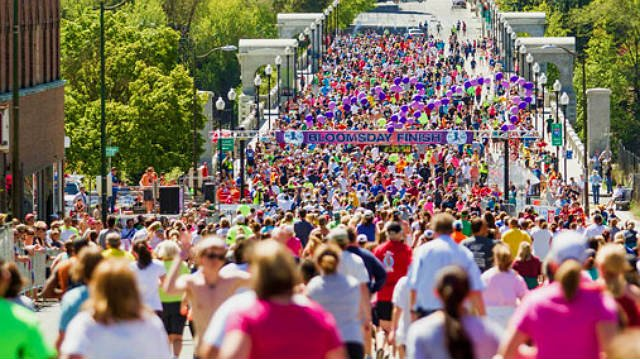 With less than two weeks until the 41st running of the Lilac Bloomsday Run, organizers are eagerly seeking volunteers to help with water aid, Marmot March first aid, and T-shirt distribution on race weekend