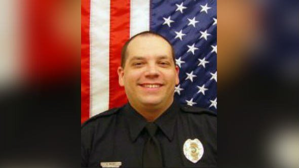Sgt. Greg Moore was killed in the line of duty May 5, 2015.