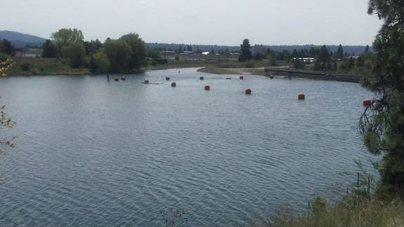 Crews are monitoring pollution in the Spokane River following a plane crash Thursday.