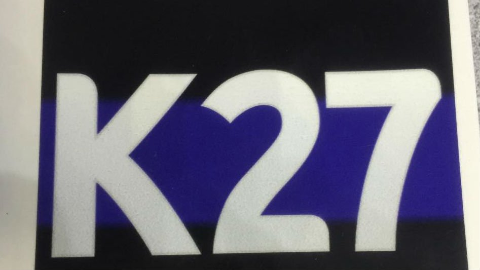 Where to get Sgt Moore K27 decals  KFBBcom News, Sports