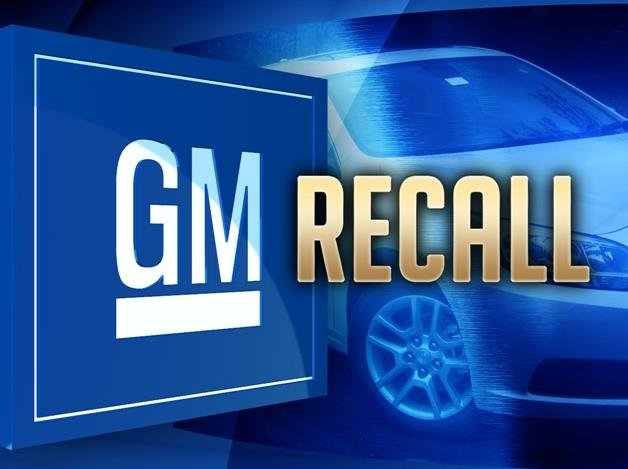 Recall brake pedal nut 2015 2016 2017 2018 for General motors car recalls