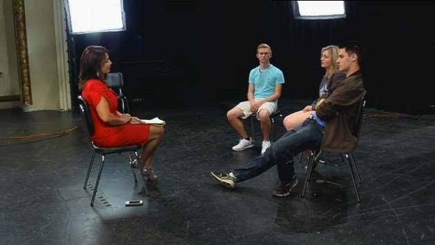 KHQ's Stephanie Vigil recently sat down with high school students to talk about a very sensitive subject