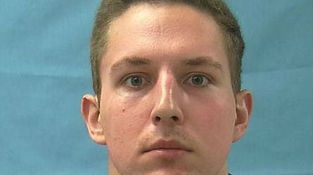 24-year-old Erik Luden. Photo: Pullman Police Department