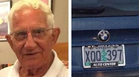 88-year-old Ben Gano. If anyone has information on this case, we would like them to call the Colville City Police Department at 509-684-2525.