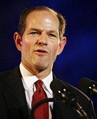 New York Governor Eliot Spitzer
