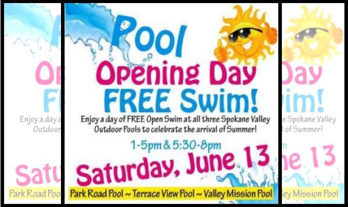 Spokane Valley Pools Open Saturday Nbc Right Now Kndo Kndu Tri Cities Yakima Wa