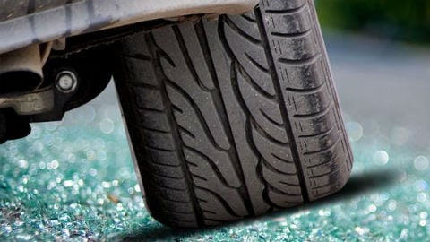 23 vehicles have been entered and rummaged through between Friday night and Saturday morning.
