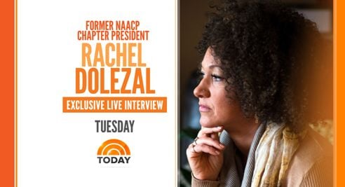Rachel Dolezal, the former NAACP leader accused of misrepresenting her race, will break her silence in exclusive interviews with NBC News and MSNBC on Tuesday.