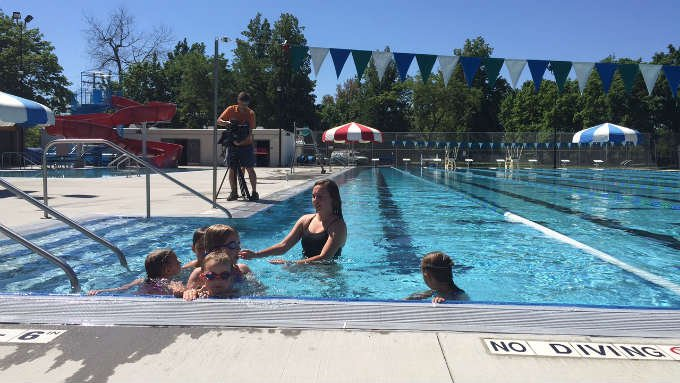 Make A Splash Week Lifeguard Training Spokane North Idaho News Weather