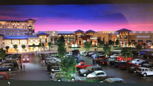 The Spokane Tribe of Indians is a little bit closer to building a hotel and casino in Airway Heights due to approval from the federal government.