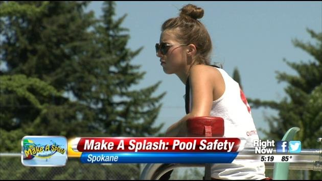 Spokane County is on a mission to help families have a fun and safe summer at the pool through the Make a Splash program. Through donations, the program has been able to give over 1,000 passes to local youth in need.