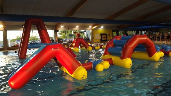 City pools are located throughout the City of Spokane in the following neighborhoods. A new inflatable obstacle course will be featured at Witter Pool