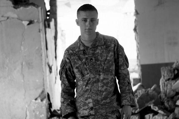 Staff Sgt. Chad A. Caldwell
