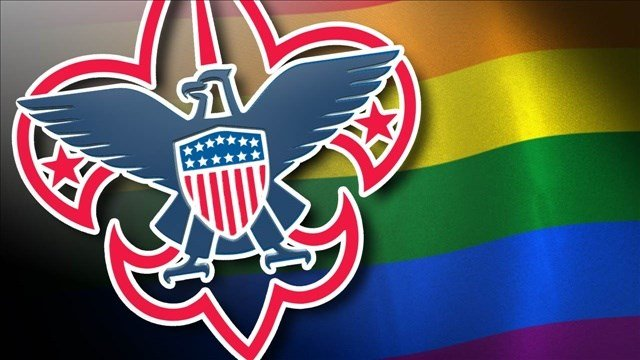 In 2013, after bitter internal debate, the BSA decided to allow openly gay youth as scouts, but not gay adults as leaders.