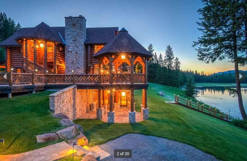 10 most expensive homes for sale in inland nw swx right for Most expensive house in washington state
