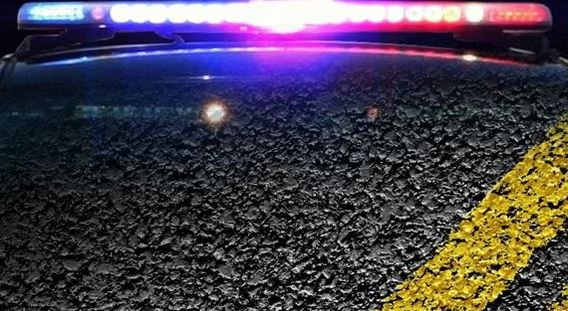 A drunk driver ran into a police car while the trooper was issuing a separate DUI ticket Sunday.