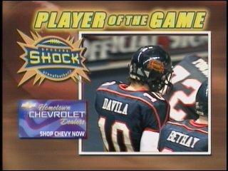 Player of the Game: QB Nick Davila