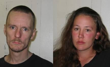 29-year old Charles Smith  and 26-year old Christina Haynes are charged with Felony Injury to a Child.