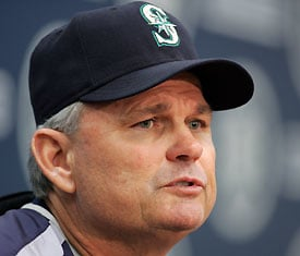 McLaren leaves the Mariners as they hold the worst record in the major leagues.
