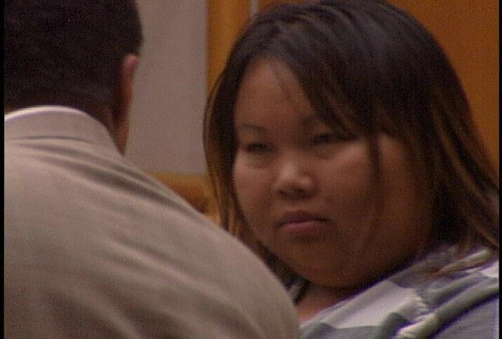 23-year-old Phiengchai Sisouvanh Synhavong faces an aggravated murder charge in the stabbing death Friday of a 27-year-old Araceli Camacho Gomez.