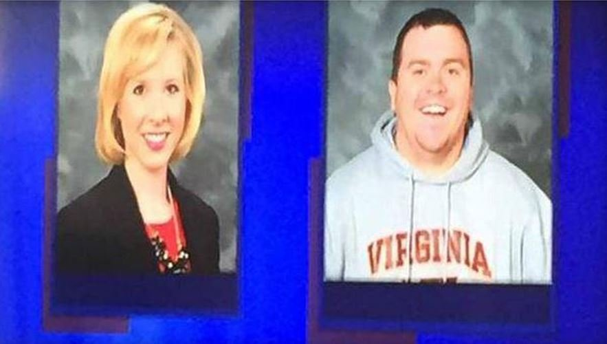 Alison Parker and Adam Ward who work for  WDBJ-TV were shot and killed during a live broadcast Wednesday morning.
