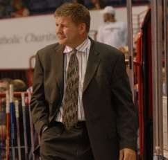Head Coach Bill Peters wrapped up his third season as Spokane Head Coach this past spring by helping the chiefs win the first ever Ed Chynoweth Cup as WHL champs.