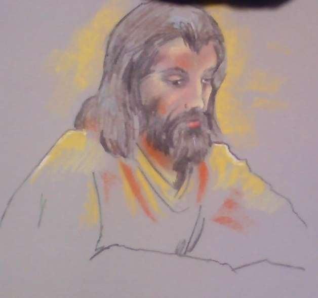 Joseph Duncan III court sketch