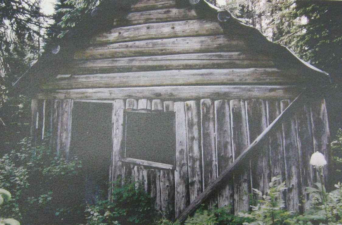 Police say this is the cabin near a Montana campsite is where Duncan took Dylan.