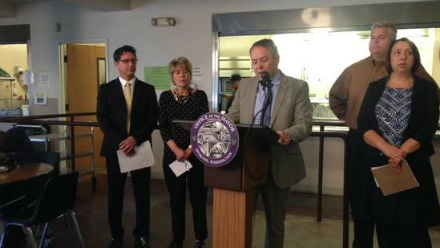 The City of Spokane announced reaching a milestone in its efforts to end veteran homelessness.