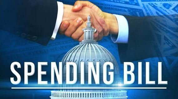 A temporary funding measure that would keep the government open past a midnight deadline has sailed through the Senate and should shortly make its way through a badly divided House and on to President Barack Obama by Wednesday night.