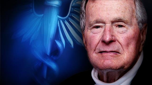 Former President George H.W. Bush is healing well after taking a fall this summer, and he's ready to head south for the winter.