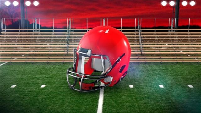 A football player from Evergreen High School is in critical condition after being injured in a game.