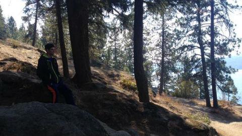 Daniel Seddiqui visits Spokane as the last stop on a 300 city tour