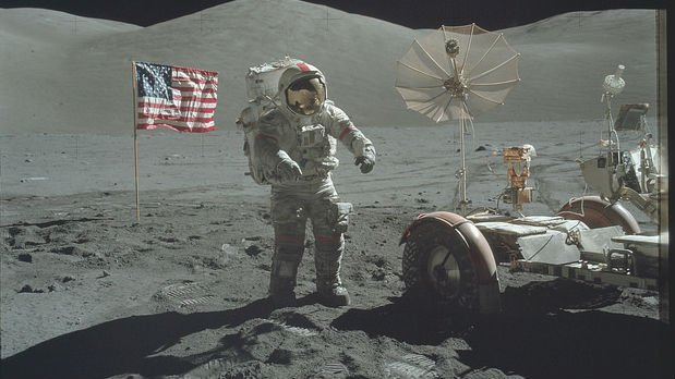 The Project Apollo Archive, with assistance from NASA, last week released thousands of images from the agency's historic Apollo missions.
