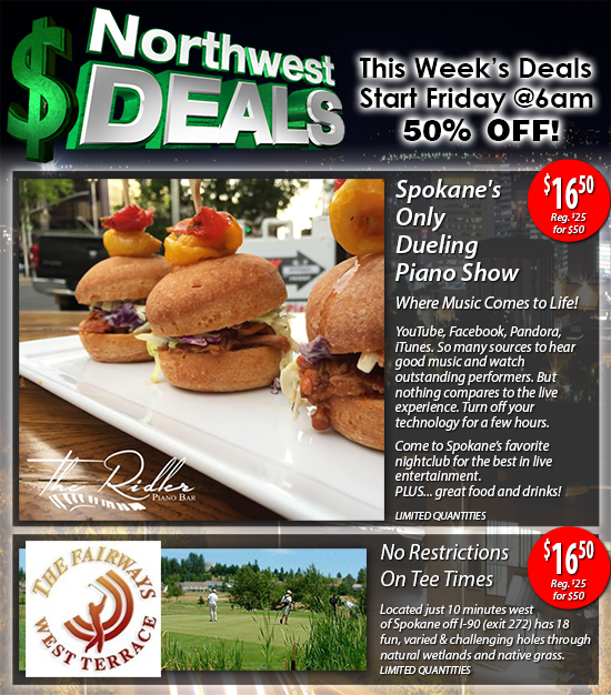 Over 50% off at The Ridler or Fairways Golf Course