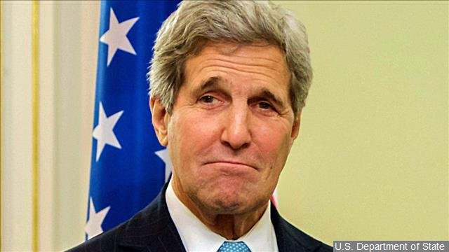 The State Department says Secretary of State John Kerry has called the Israeli and Palestinian leaders to express concern over the spate of violence at holy sites in Jerusalem.