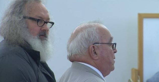 A Vermont judge has ordered actor Randy Quaid held on $500,000 bail on charges that he and his wife skipped out of the country five years ago after being charged with vandalism in California.
