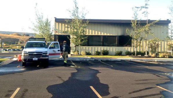 Planned Parenthood has opened for business in a temporary location in Pullman after their clinic was damaged by arson in September.