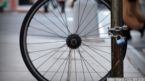 The City of Spokane and Spokane Police Department recover hundreds of bicycles every year. Most are unable to be returned as there is no way to identify the rightful owner.