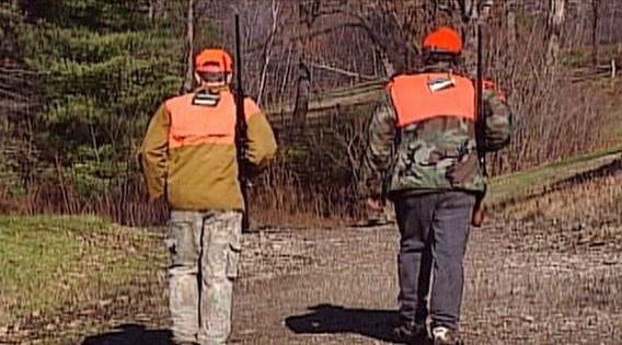 Two hunters lost in woods near Reardan, WA