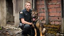 K-9 Gunnar helped capture escaped accused murderer Anthony Garver