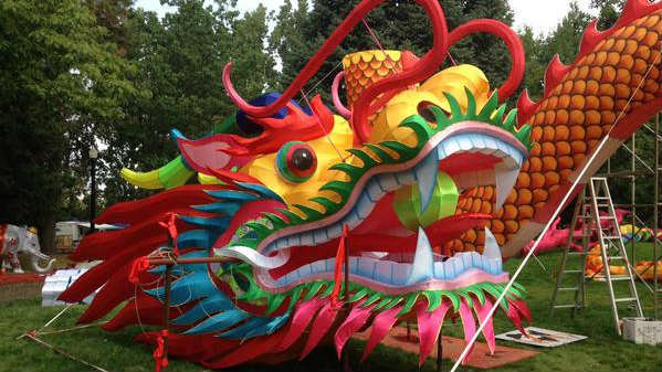 The Spokane Chinese Lantern Festival has been extended until Nov. 15.