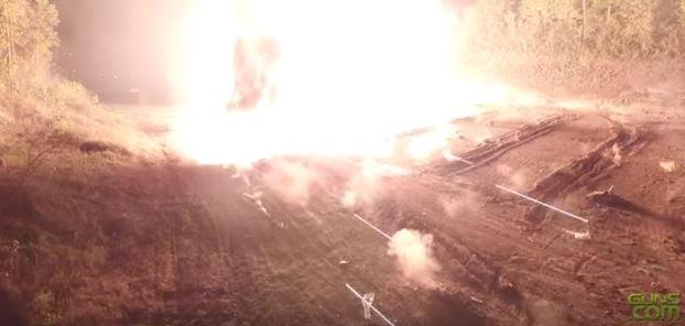 Video from the Knob Creek Gun Shoot (PHOTO/VIDEO: YouTube/Guns.com)